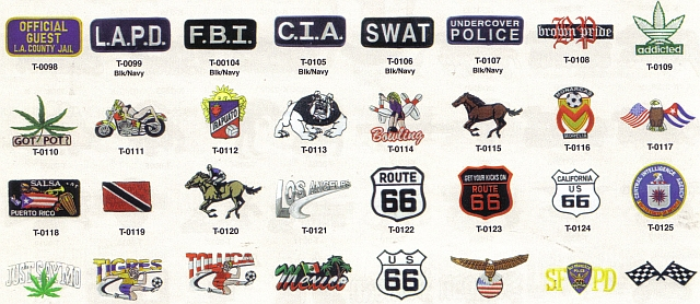 Page 19 Patches
