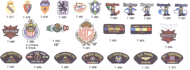 Page 25 Patches