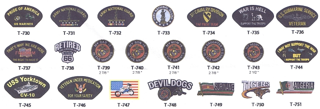 Page 26 Patches